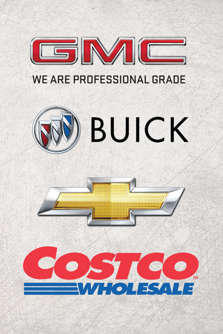 GMC, BUICK, CHEVROLET AND COSTCO PROMOTION